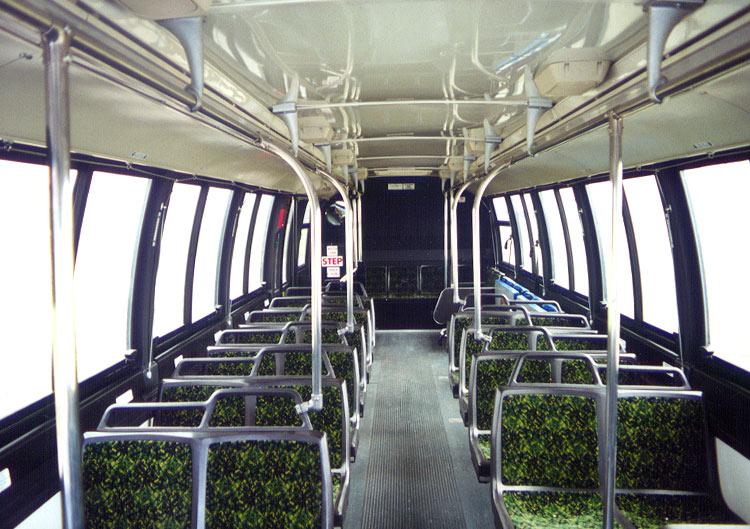 bus interior restoration