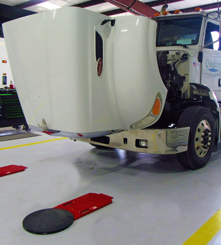 heavy duty wheel alignment