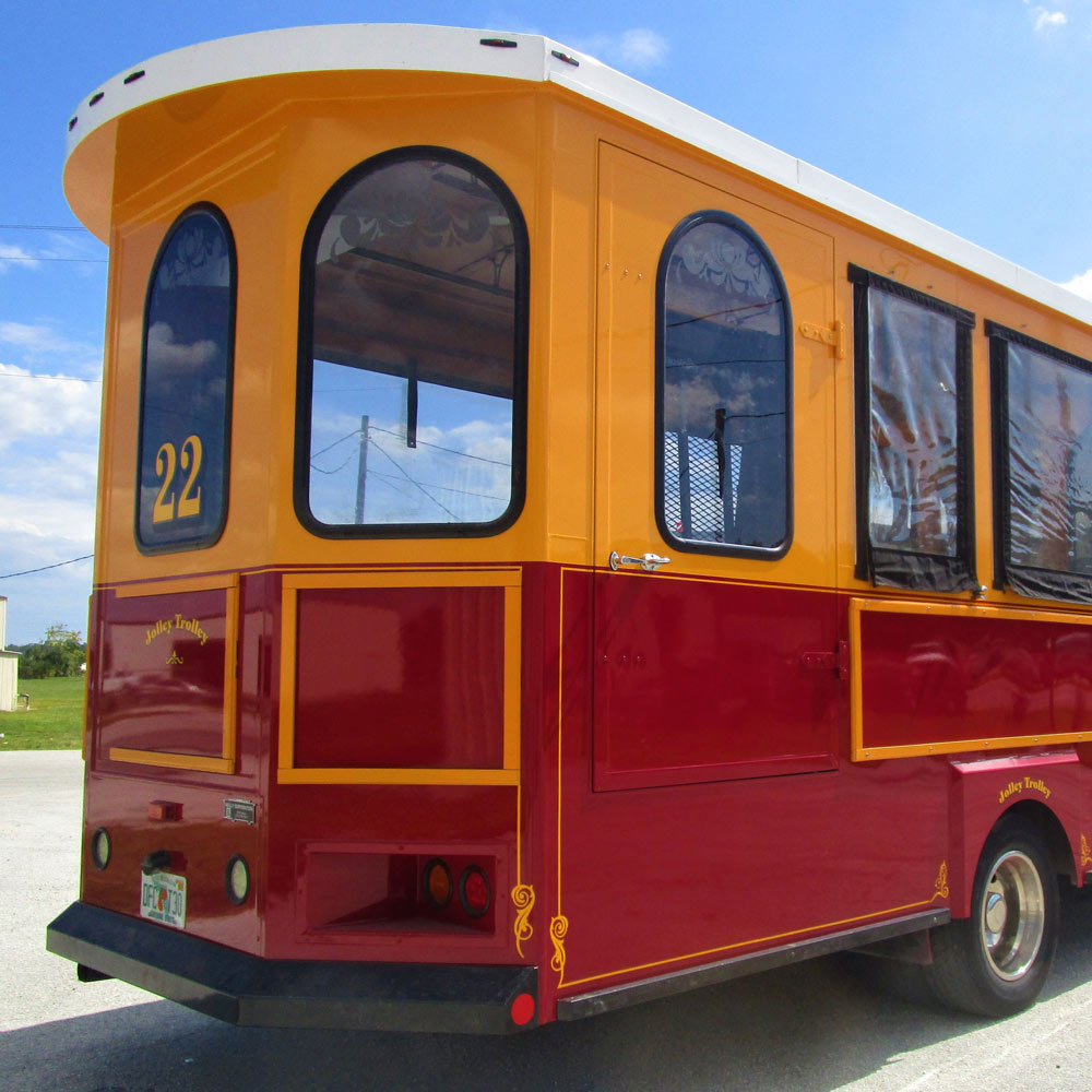 jolley trolley retrofit