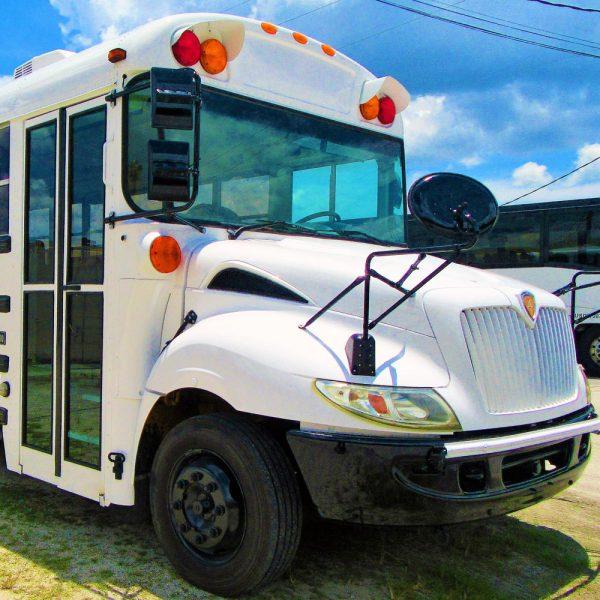school bus rehab