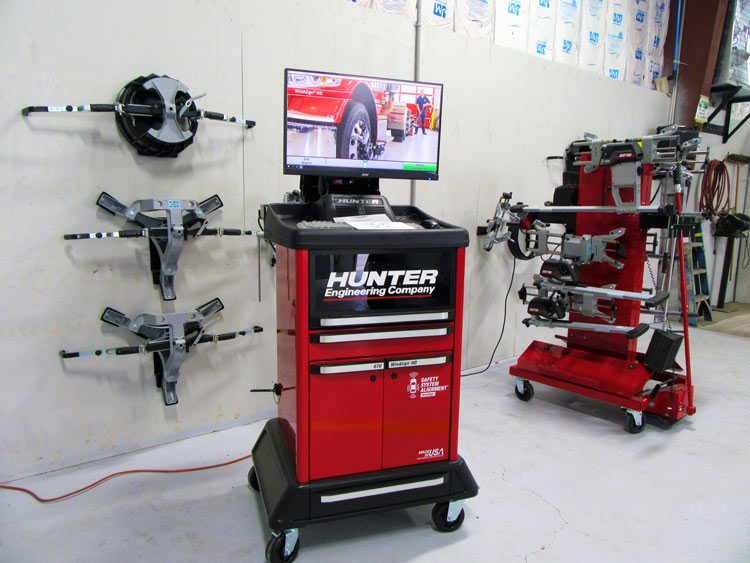 Vehicle Alignment Near Me >> Truck Wheel Alignment Coachcrafters Inc